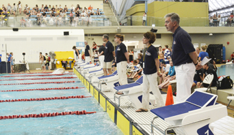 Swim Alberta Officials