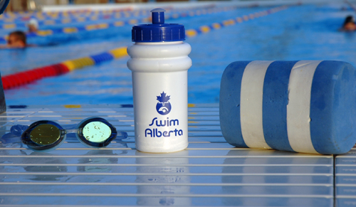 Swim Alberta Water Bottle